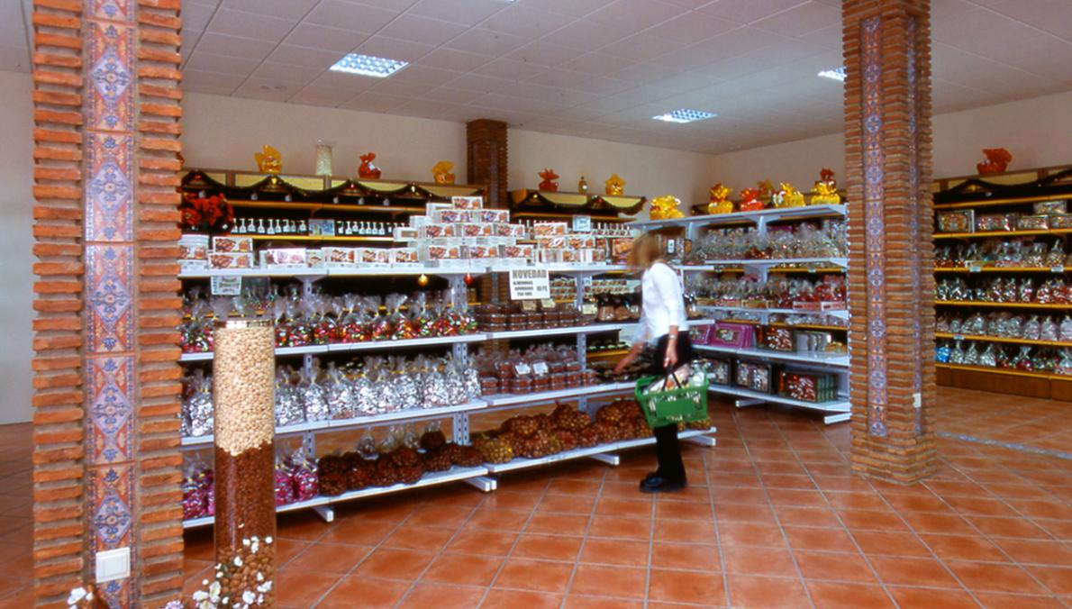 Tienda Almensur
